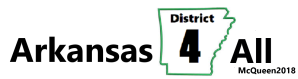 Arkansas 4 All Logo